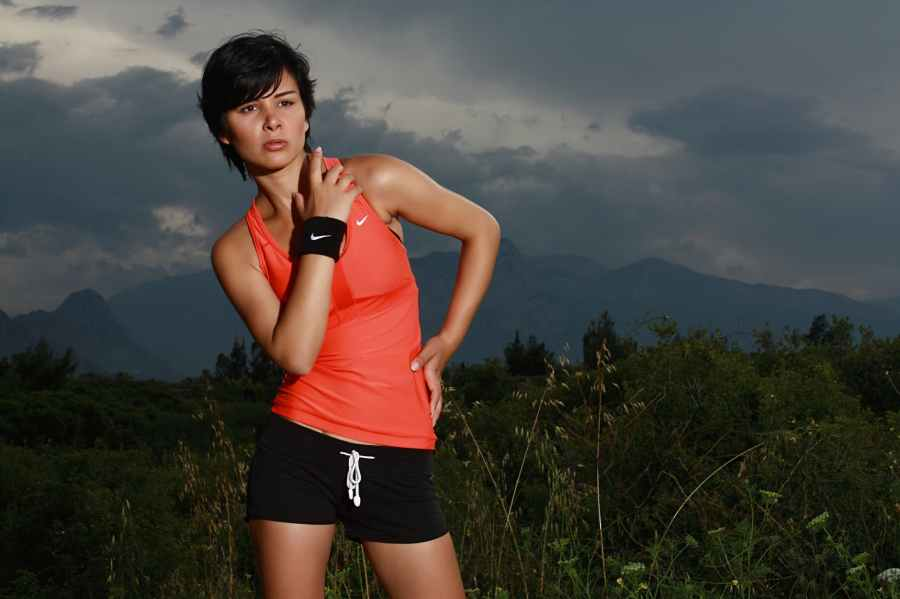 active clothes endurance exercise